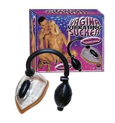 Vagina Vibrating Sucker
