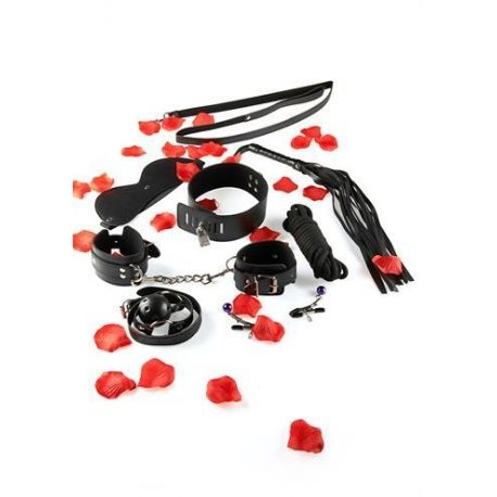 BDSM & Bondage Sex Toy Starter Kit