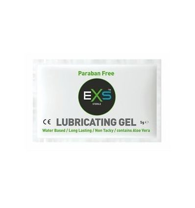EXS Sterile Clear Lube glidecreme