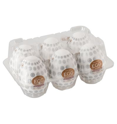 Egg Crater 6pcs