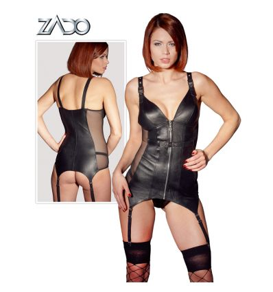 Leather Basque XL