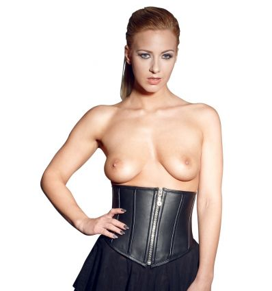 Leather Corset 56 cm