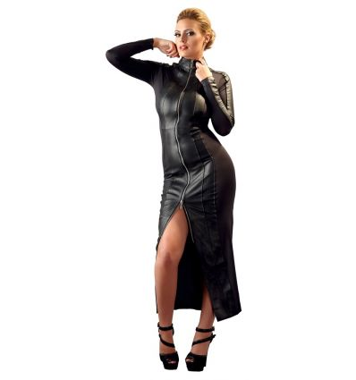 Leather Dress S