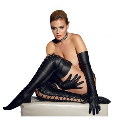 Leather Stockings S/M